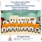 Kursus Dhammaduta (KDD) PD MAGABUDHI Sumatera Utara berjalan Sukses