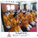 Pattidana di Cetiya Anurudha kota Tangerang Selatan membawa Kebahagiaan