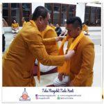 Pelantikan Pandita Muda dan PD MAGABUDHI di Vihara Muladharma, Samarinda, Kalimantan Timur Berjalan Sukses