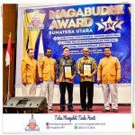 Magabudhi Award IV Sumatera Utara Berjalan SUKSES…!!!