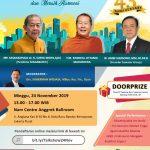 Ikutilah… Talkshow Nasional MAGABUDHI 2019…!