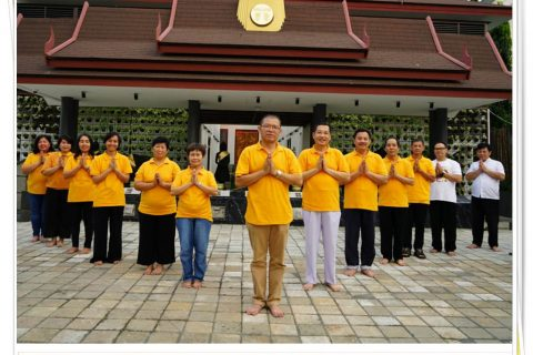 Bhavana In Holiday II PD MAGABUDHI Provinsi Banten Berjalan Penuh Makna